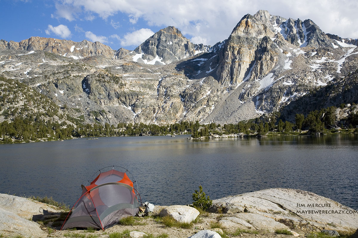 Rae lakes loop kings canyon california maybe we 39 re crazy for Canyon lake fishing ca