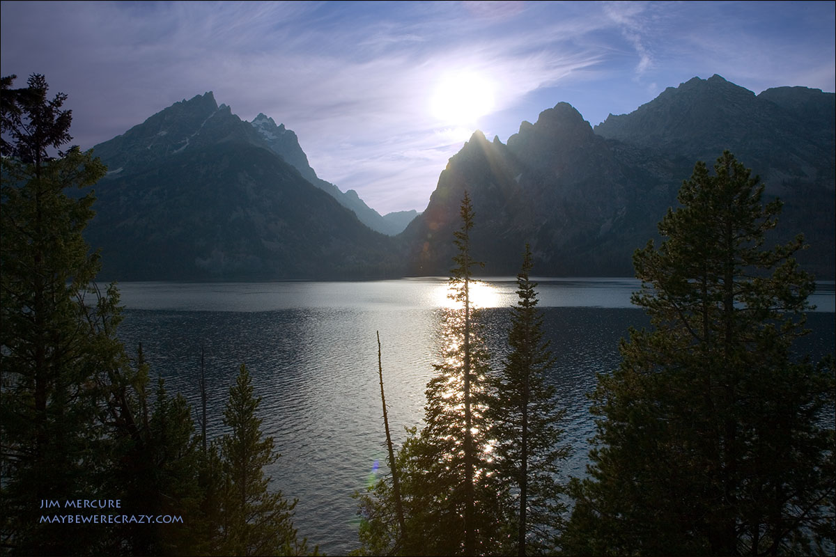Jenny Lake, Grand Tetons National Park