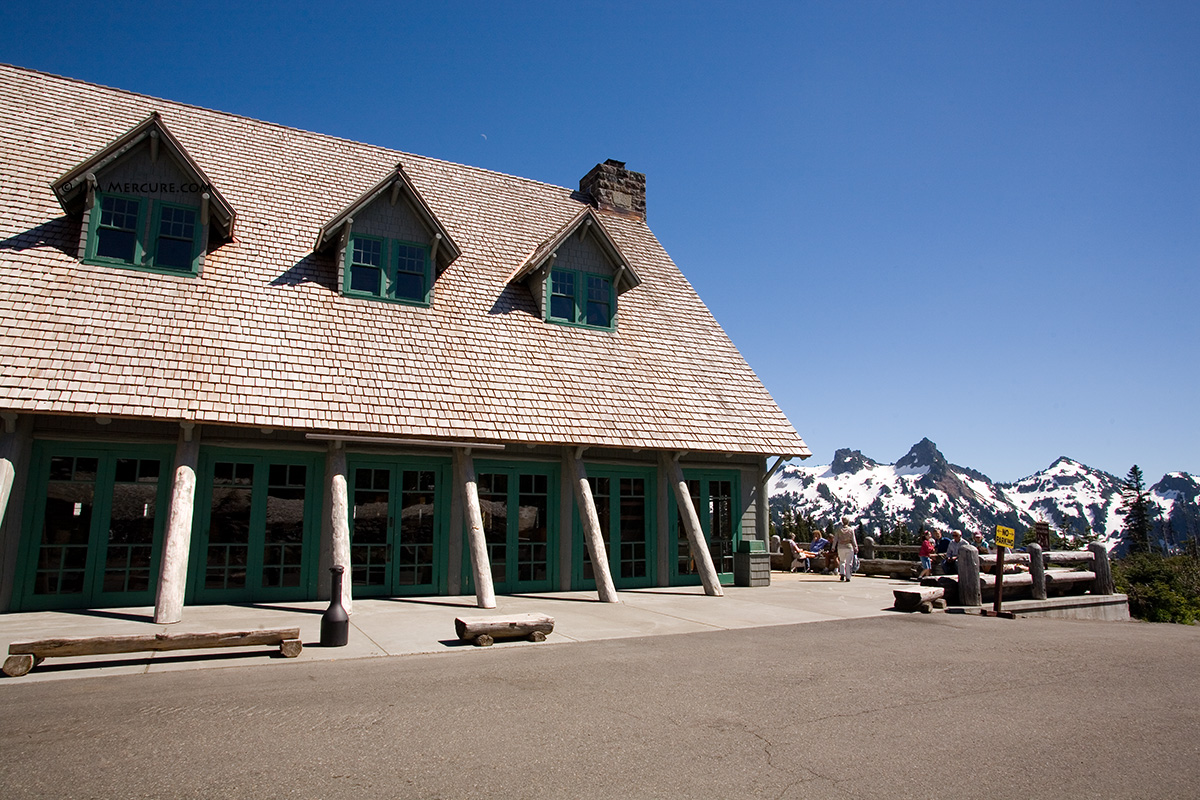 Paradise Lodge - Mt. Rainier Washington