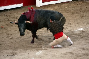 Mazatlan, Mexico Bull Fight